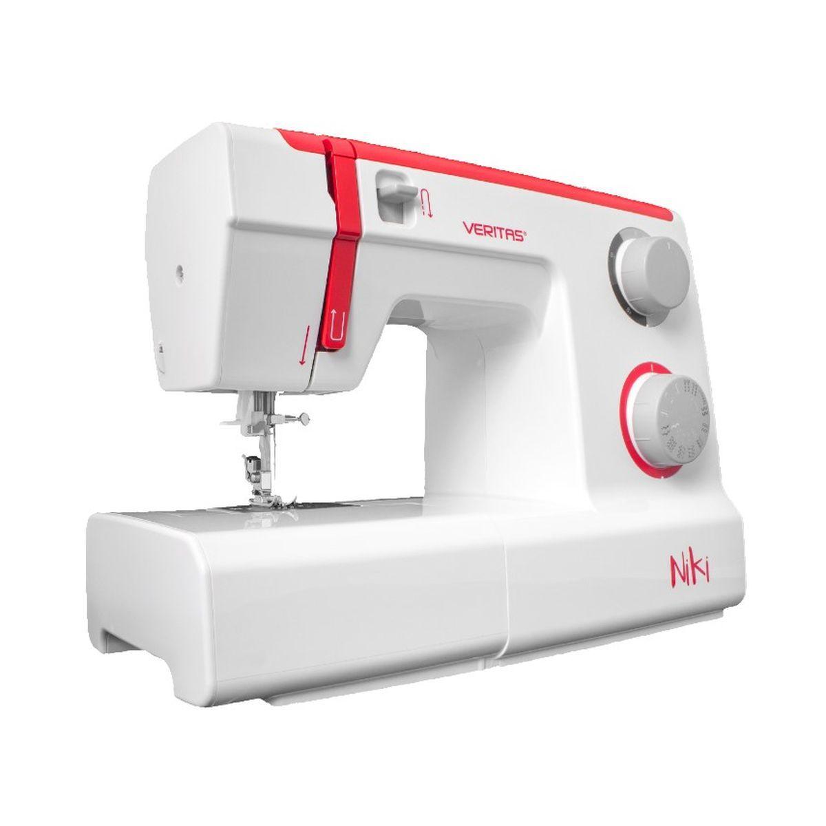 Machine à coudre NIKI - Blanc