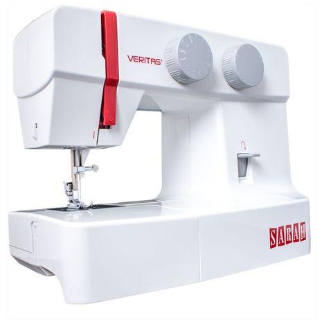 VERITAS Machine à coudre SARAH - Blanc