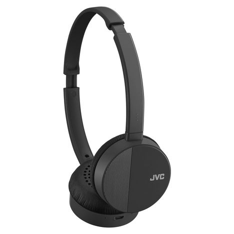 JVC Casque audio Bluetooth - Noir - HA-S24W-B-E