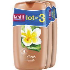 TAHITI Tahiti Gel douche tiaré sensuelle 3x250ml 3x250ml