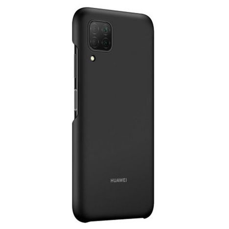 HUAWEI Coque pour Huawei P40 Lite - Noir