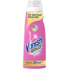 VANISH Power Gel détachant avant lavage gold tête frotteuse 200ml