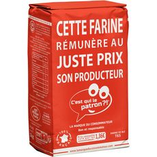 C'EST QUI LE PATRON? Farine T65 1kg