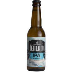 JENLAIN Bière blonde summer IPA 3,8% 33cl