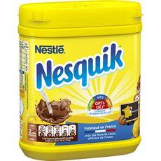 NESQUIK Chocolat en poudre sans arôme artificiel 500g