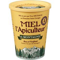 L'APICULTEUR Miel de fleurs de montagne crémeux et onctueux 1kg