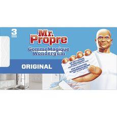 MR.PROPRE Gomme magique originale x3