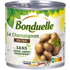 BONDUELLE Champignons entiers sans sulfite 230g