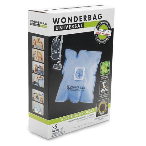 WONDERBAG Sac Aspirateur WB415111