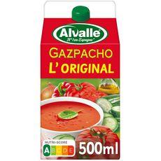 ALVALLE Gazpacho l'original 50cl
