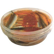 Filets d'anchois à l'orientale 200g