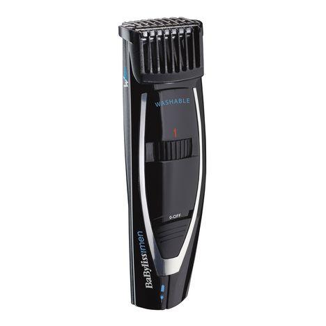 BABYLISS Tondeuse barbe E856E - Noir