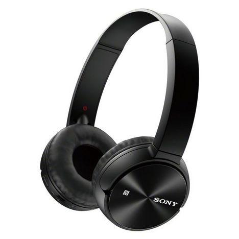 SONY Casque audio Bluetooth - Noir - MDR-ZX330BT