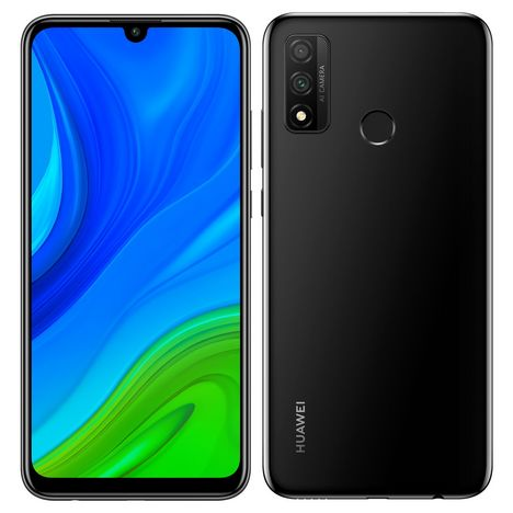 HUAWEI Smartphone P smart 2020  128 Go 6.21 pouces Noir 4G Double NanoSim