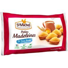 ST MICHEL Petites madeleines nature 1kg