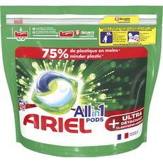 Ariel Allin1 Pods Lessive en capsules ultra détachant  x40
