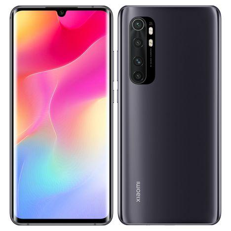 XIAOMI Smartphone Mi Note 10 Lite 128 Go 6.47 pouces Noir 4G Double NanoSim