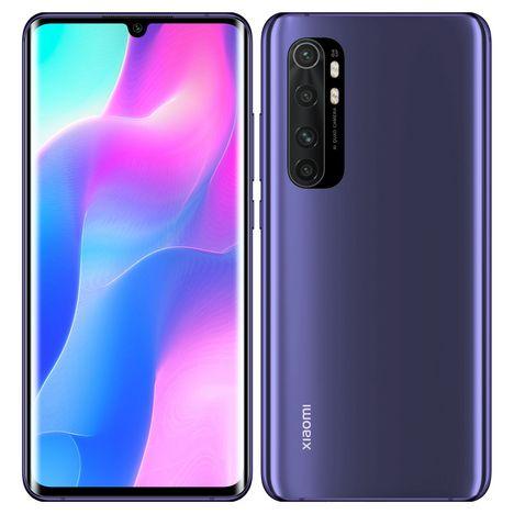 XIAOMI Smartphone Mi Note 10 Lite 128 Go 6.47 pouces Violet 4G Double NanoSim