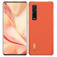 OPPO Smartphone Find X2 Pro 512 Go 6.7 pouces Orange Cuir Vegan 5G NanoSim
