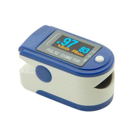 IHEALTH Oxymètre de pouls CMS50D