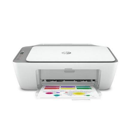 HP Imprimante Deskjet 2720 Blanc - Compatible Instant Ink