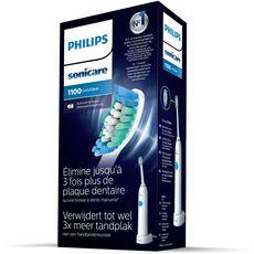 PHILIPS Sonicare Brosse à dents électrique DailyClean 1100 1 pièce
