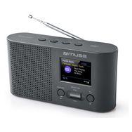 MUSE Radio portable numérique - Gris - M-112 DBT