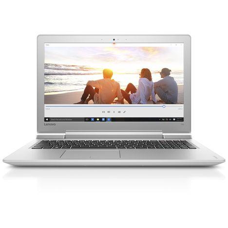 LENOVO Ordinateur portable Ideapad 700-15ISK - Blanc