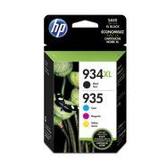 HP Pack de 4 cartouches 934/935 XL