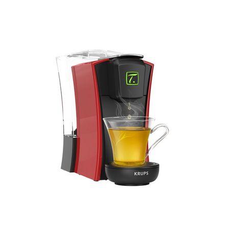 KRUPS Machine à thé YY4120FD - Rouge