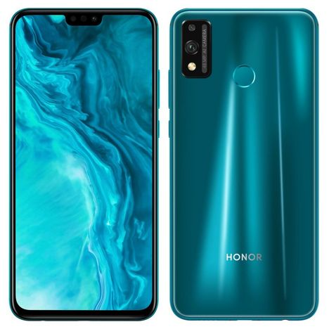 HONOR Smartphone 9X Lite 128 Go 6.5 pouces 4G Vert Double NanoSim