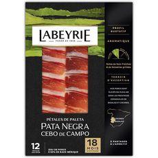 Labeyrie LABEYRIE Labeyrie Pétale de paleta pata negra 18 mois d'affinage x12 50g