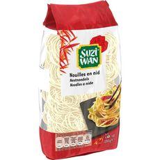 SUZI WAN Nouilles asiatiques en nids cuisson en 4 min 250g