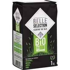 Belle Sélection Farine de blé bio t65 1kg