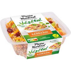 MARTINET Végétal Salade de sarrasin aux légumes et cranberries 0 250g