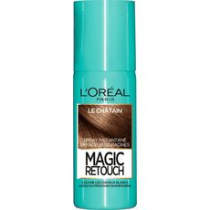 L'Oréal L'OREAL Magic Retouch spray effaceur de racines châtain