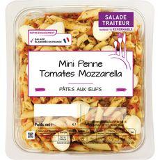 Mix Buffet Salade de mini penne tomate mozzarella 800g