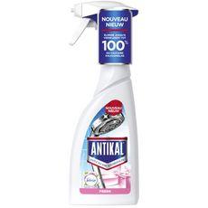 ANTIKAL Spray nettoyant anti-calcaire salle de bain fresh 500ml