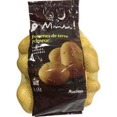 AUCHAN MMM! Pommes de terre primeur 2.5kg 2.5kg