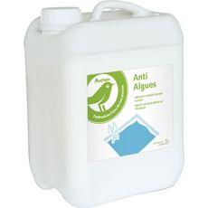 POUCE Pouce Anti algues préventif liquide pour piscine 5l 5l