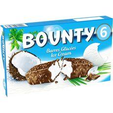 Bounty Barre glacée noix de coco 234g