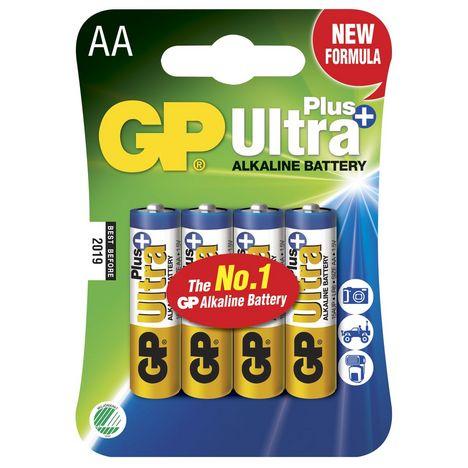 GP AA X4 LR06 ULTRAPLUS 151121