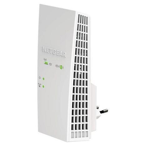 NETGEAR Répéteur WiFi EX6250 AC1750 - Blanc