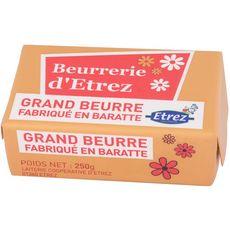 ETREZ Beurre de baratte extra fin 250g