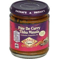 PATAK'S Pâte de curry tikka masala 165g