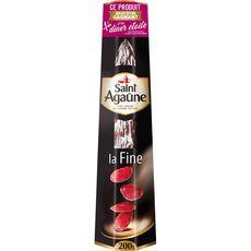 """SAINT AGAUNE Saucisse """"La fine"""" 200g"""