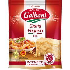 GALBANI Grana Padano râpé AOP 60g