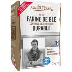 LA COMPAGNIE DES FARINES Farine de blé 1kg