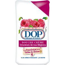 DOP Douceurs de nos régions crème de douche framboise 250ml