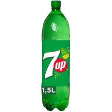 7UP Boisson gazeuse aux extraits de citron et citron vert regular 1,5l